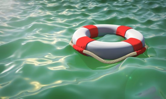 Rettungsring (c) Dimitri Wittman auf Pixabay