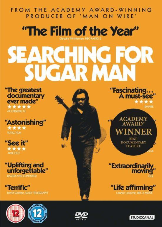 Auf Platz 3 unserer TOP 10 der besten Musik-Dokumentationen: Searching For Sugar Man