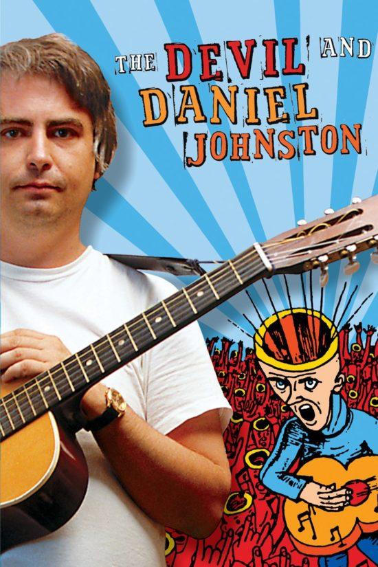 Auf Platz 2 unserer TOP 10 der besten Musik-Dokumentationen: The Devil and Daniel Johnston