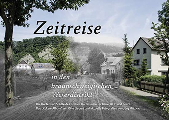 Buch Tipps: Weserdistrikt als Ausflugsziel - Zeitreise in den braunschweigischen Weserdistrikt von Jörg Mitzkat