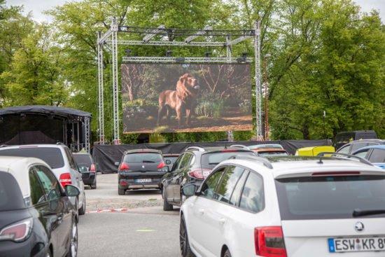 Autokino in Eschwege geht weiter - großer Filmspaß an diesem Wochenende!