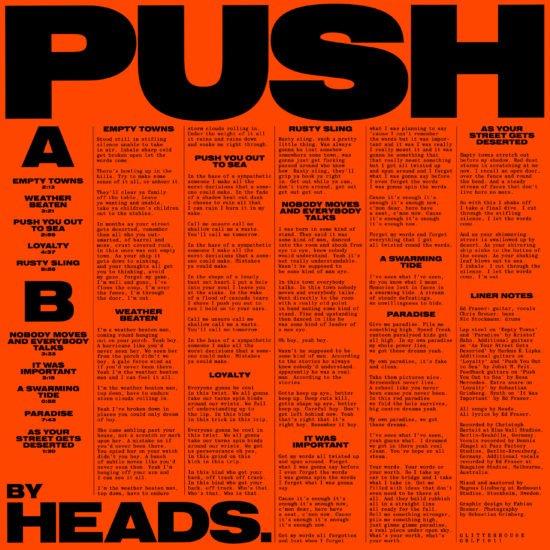 Heads. - Push (Glitterhouse Records)