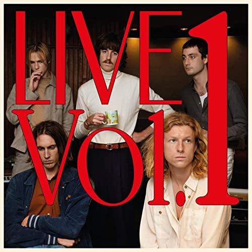 Parcels - Live Vol. 1 (Caroline/Because)