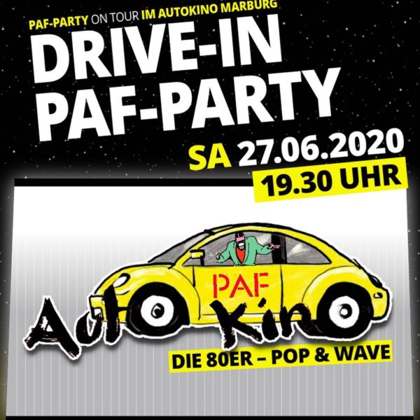 Drive-In-PAF-Party 27-06-2020