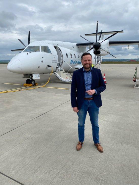 Rhein-Neckar-Air startet ab Kassel Airport nach Sylt!