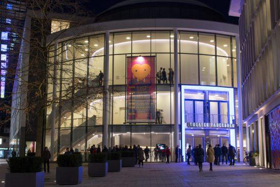 Theater Paderborn: Neue Talkrunde