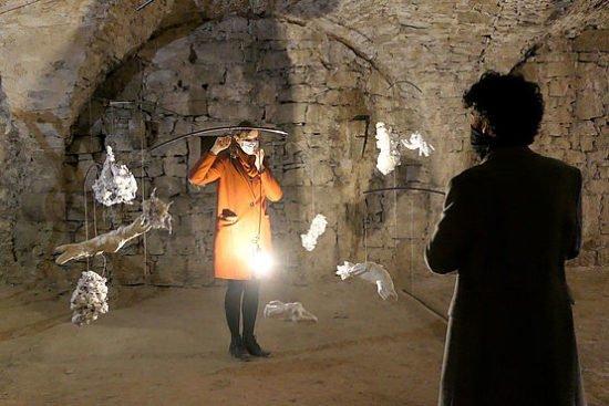 Gemeinschaftsprojekt »Augenzeugen« von Münsteraner Kunststudierenden