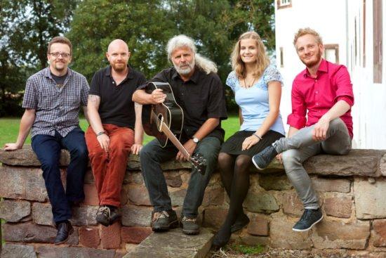 Shiregreen in Rotenburg: Corona-gerechter Musikabend auf dem Schlosshof