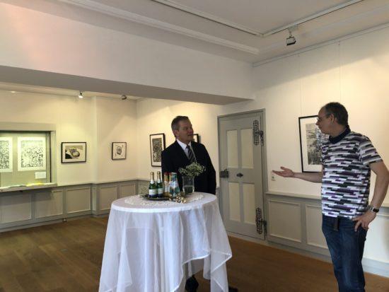»Das Geheimnis lüften«: Marburger Kunst-Ausstellung