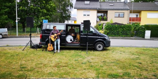 Konzert-Taxi: GOODBEATS spielen Mini-Shows!