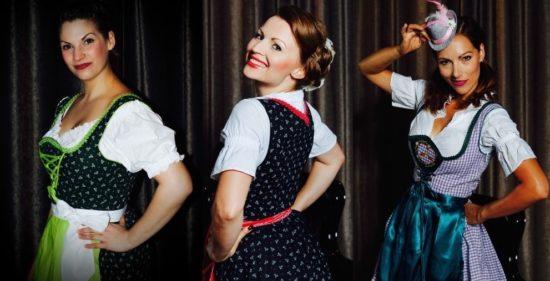 Heidi-Show im Gerhard's Wolfhagen