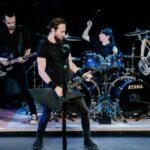 My'tallica sind eine der profiliertesten deutschen Metallica-Tribute-Bands. Sieht und hört man!