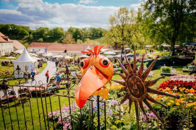 Gartenfest Dalheim: Ab ins Grüne! | Foto: Jörn Hannemann