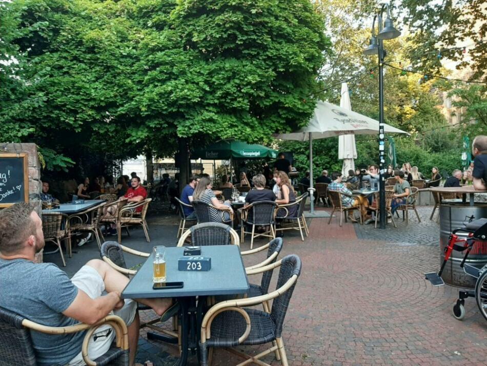 So war »Gießen Unplugged« im Ulenspiegel Biergarten