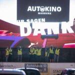 Die Betreiber des Autokinos Marburg sagen Danke (c) GOLDfisch ART, Henrik Isenberg