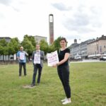 »Kultur.Liebe.Hoffnung« – Elisabethkirche Kassel öffnet Kirchraum für Kulturschaffende
