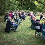 Kultursommer Nordhessen in Kirchbauna: Das Schumann Quartett. | Foto: Heiko Meyer