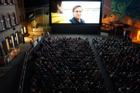 Open Air Kino in Kassel findet auch 2020 statt!