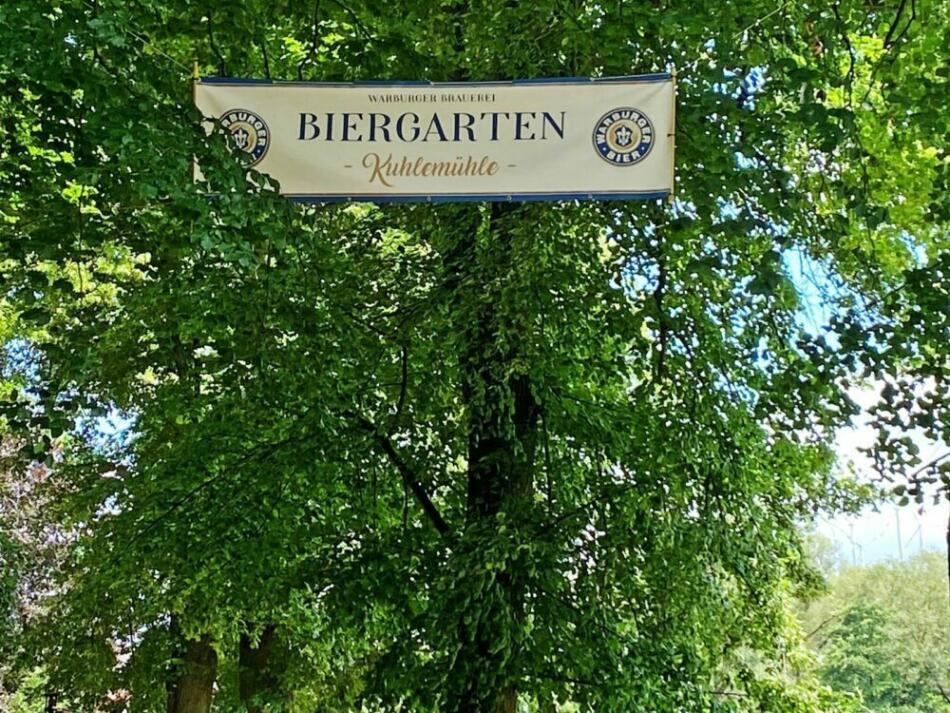 Warburger Brauerei Biergarten Kuhlemühle Eröffnung_12