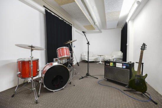 Babylon Musikbunker in Bettenhausen Kassel - neues Bandprobe-Zentrum ab August!
