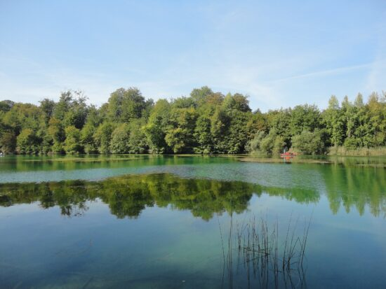 Chaos rund um Paderborner Seen: Sandstrand am Habichtsee ab Dienstag gesperrt