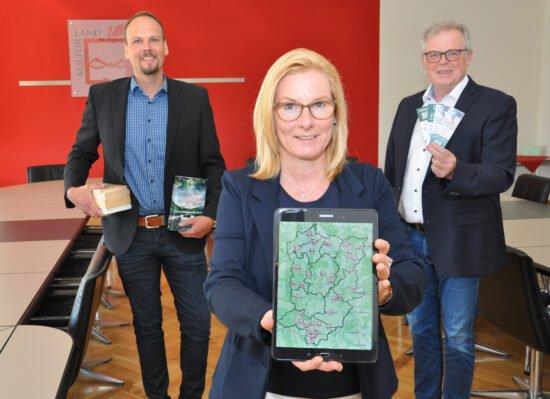 Online-Karte für Büchereien im Kreis Höxter: Wegweiser für Leseratten!