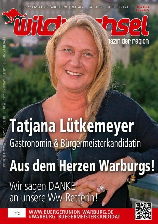 Ww-Cover Tatjana Lüdtkemeyer