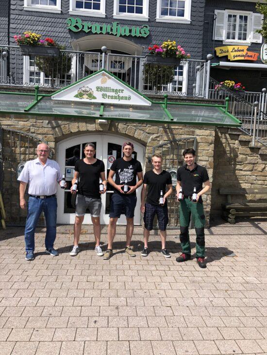 Rustis Home Brew: Briloner Band Rustikarl bringt eigenes Bier heraus!