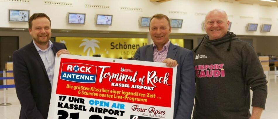 Soll nun 2021 stattfinden - und dann als Open Air: Das Terminal of Rock!