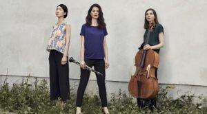 Das Trio Catch wird eines der Künstlerensembles werden, die die Kasseler Musiktage 2020 beehren.   (c) Lennard Rühle