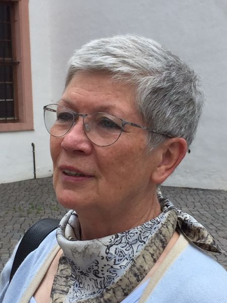 Sie organisiert die Stunde der Orgel seit vielen Jahren - Kirchenvorsteherin Ulrike Paulus-Jung | (c) Ulrike Paulus-Jung
