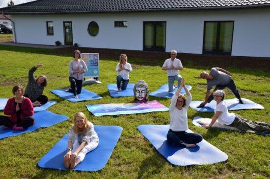 »ananda-Happiness Yoga Festival« September 2020   (c) Anja Ebner
