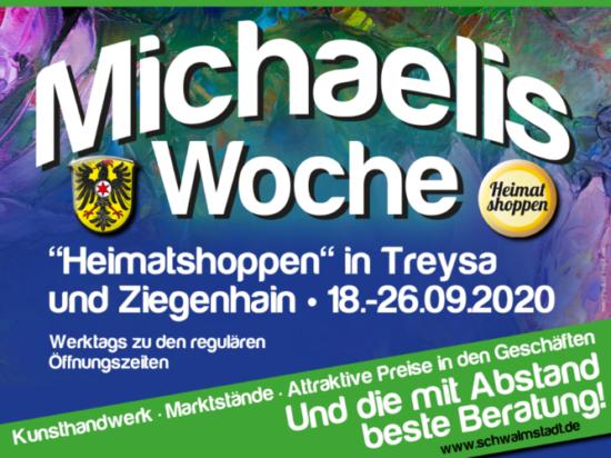 Die Michaeliswoche vom 18.-26.9.2020 verspricht die mit Abstand beste Beratung