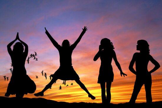 Ann C. im Ww-Interview über Gutes Feeling, Weiblichkeit feiern, sich selbst schön fühlen, dafür soll Twerking da sein - Ww Skype Interview zum Thema Twerk(c) Pixabay