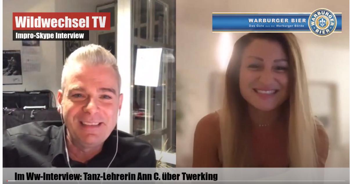 Interview mit Ann C für Wildwechsel auf YouTube