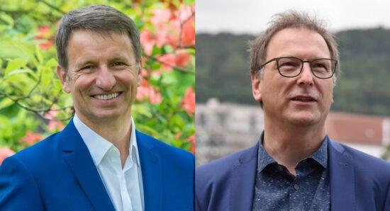 Landratswahl 2020 Landkreis Höxter: die Kandidaten Stickeln und Lensdorf im Ww-Interview