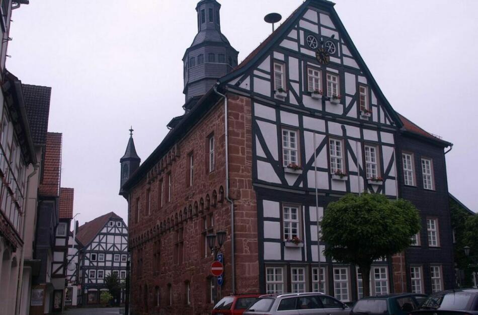 Rathaus Treysa-Schwalmstadt | (c) 2micha, Wikimedia commons