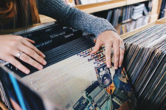 Vinyl-Paradies: Die Paderborner Schallplatten-Börse!