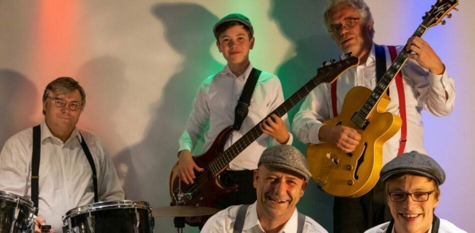 Sprichwörtlich heißen Jazz gibt es, wenn das Smokin' Sound Quintett im Sandershaus Kassel auftritt | (c) Smokin' Sound Quintett