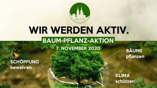 Baum-Pflanz-Aktion für Jugendliche am 7.11.2020 in Neustadt abgesagt!