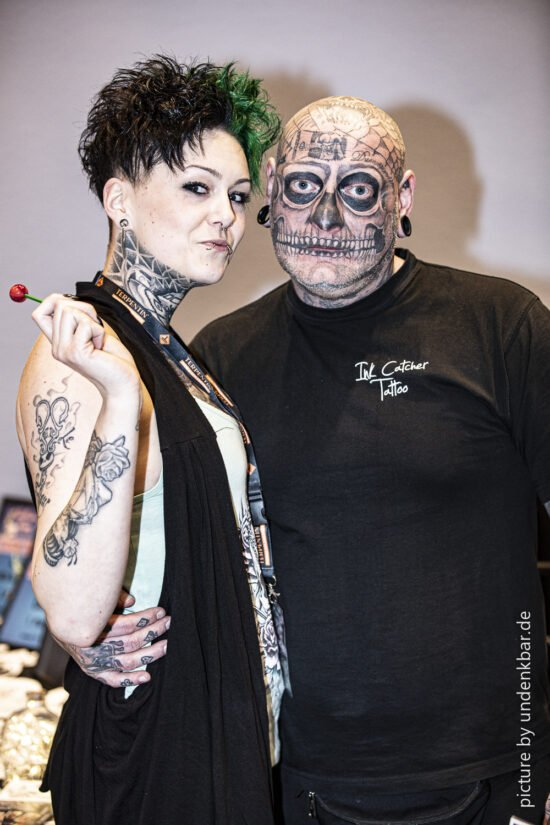 2. Tattoo Convention Hann. Münden