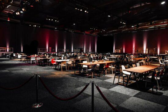 Trotz Corona: Acht (!) neue Event-Locations für Kassel!