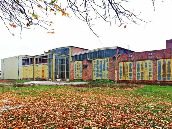 Halle 9: So soll aus dem Industriedenkmal eine neue Event-Location für Kassel entstehen!