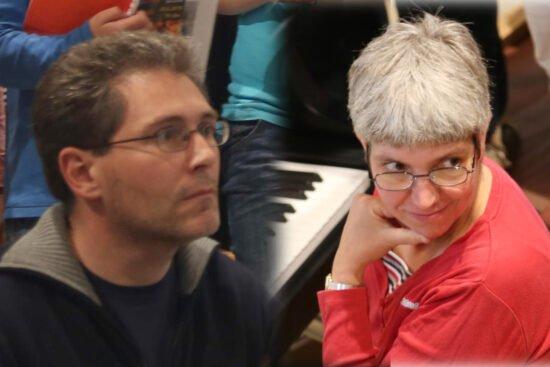 Klavierabend in Bad Arolsen: Ralf Berger und Rita Knobbe spielen Schubert und Rheinberger