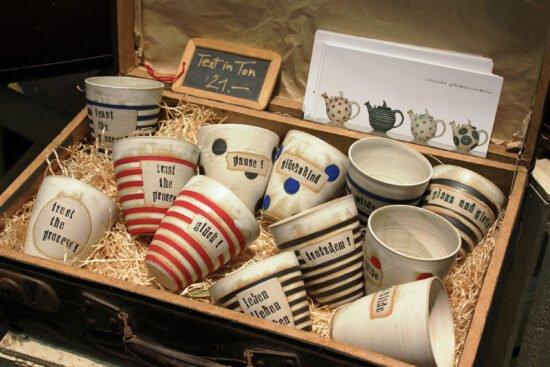 Marburger Kunsthandwerker-Markt: Vielfältiges Angebot an Kreativwaren!