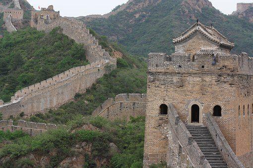 Bestaune bei einer virtuellen Reise eines der sieben Weltwunder und besichtige die Chinesische Mauer virtuell. (c) Pixabay | Virtuelle Reisen trotz Corona