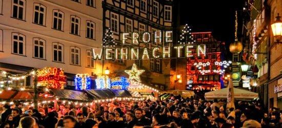 Weihnachten in Marburg – So feiert die Weihnachtsstadt Marburg im Corona-Jahr