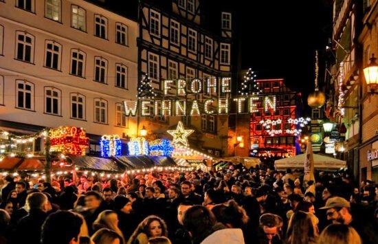 Weihnachten in Marburg - So feiert die Weihnachtsstadt Marburg im Corona-Jahr