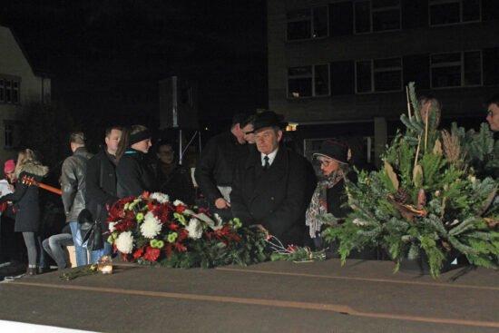 Erinnerung an die Opfer der Pogromnacht 1938 - Gemeinsames Gedenken per Live-Stream