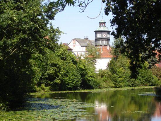 Burgen und Schlösser in Nordhessen als Ausflugsziel: Wasserfestung Ziegenhain